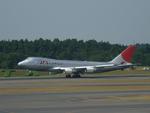 kobaさんが、成田国際空港で撮影した日本航空 747-446F/SCDの航空フォト(写真)