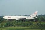 立山一郎さんが、成田国際空港で撮影した日本航空 MD-11の航空フォト(写真)
