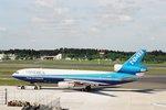 立山一郎さんが、成田国際空港で撮影したニッポン・ミニチュア・ボールベアリング DC-10-30CFの航空フォト(写真)
