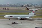 シンジョウさんが、羽田空港で撮影した日本航空 DC-10-40Dの航空フォト(写真)