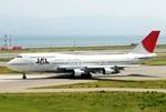 omi3さんが、関西国際空港で撮影した日本航空 747-346の航空フォト(写真)