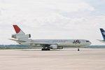 立山一郎さんが、小松空港で撮影した日本航空 DC-10-40Dの航空フォト(写真)