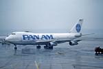 Gambardierさんが、フランクフルト国際空港で撮影したパンアメリカン航空 747-121の航空フォト(写真)