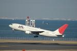 JA753Aさんが、羽田空港で撮影した日本航空 767-246の航空フォト(写真)