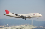まっつんさんが、関西国際空港で撮影した日本航空 747-346の航空フォト(写真)