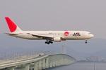 ザビエルさんが、関西国際空港で撮影した日本航空 767-346F/ERの航空フォト(写真)