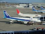 blueskyさんが、中部国際空港で撮影した全日空 A320-214の航空フォト(写真)