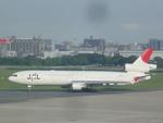 KMBさんが、福岡空港で撮影した日本航空 MD-11の航空フォト(写真)