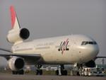 hachiさんが、名古屋飛行場で撮影した日本航空 DC-10-40Iの航空フォト(写真)