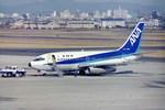 シンジョウさんが、名古屋飛行場で撮影した全日空 737-281/Advの航空フォト(写真)
