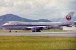 シンジョウさんが、伊丹空港で撮影した日本航空 747-146の航空フォト(写真)
