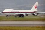 シンジョウさんが、伊丹空港で撮影した日本航空 747-246Bの航空フォト(写真)