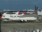 hryk207さんが、成田国際空港で撮影した日本航空 747-446(BCF)の航空フォト(写真)