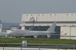 matsuさんが、成田国際空港で撮影した日本航空 747-446(BCF)の航空フォト(写真)