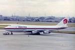 シンジョウさんが、伊丹空港で撮影した日本アジア航空 747-146の航空フォト(写真)