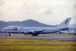 シンジョウさんが、伊丹空港で撮影した日本アジア航空 747-246Bの航空フォト(写真)