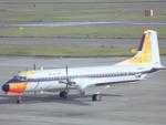 ぶちょさんが、伊丹空港で撮影した国土交通省 航空局 YS-11-104の航空フォト(写真)