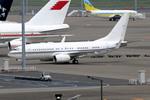 Tomo-Papaさんが、羽田空港で撮影したロイヤル・ジェット 737-7Z5 BBJの航空フォト(写真)