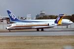 シンジョウさんが、伊丹空港で撮影した日本エアシステム MD-87 (DC-9-87)の航空フォト(写真)