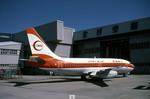 Gambardierさんが、伊丹空港で撮影した南西航空 737-2Q3/Advの航空フォト(写真)