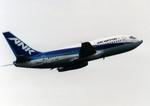 JA8094さんが、鹿児島空港で撮影したエアーニッポン 737-281/Advの航空フォト(写真)