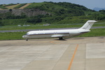 pringlesさんが、長崎空港で撮影したアメリカ海軍 C-9B Skytrain II (DC-9-32CF)の航空フォト(写真)