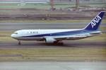シンジョウさんが、羽田空港で撮影した全日空 767-281の航空フォト(写真)