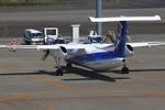 エアポートひたちさんが、羽田空港で撮影したANAウイングス DHC-8-314Q Dash 8の航空フォト(写真)