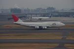 fly,emiratesさんが、羽田空港で撮影した日本航空 747-446Dの航空フォト(写真)