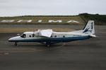 島国旅人さんが、神津島空港で撮影した新中央航空 228-212の航空フォト(写真)