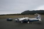 島国旅人さんが、新島空港で撮影した新中央航空 228-212の航空フォト(写真)
