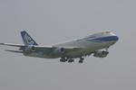 ノリちゃんさんが、成田国際空港で撮影した日本貨物航空 747-281F/SCDの航空フォト(写真)