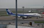 Speed Bird401さんが、羽田空港で撮影した全日空 747-481(D)の航空フォト(写真)
