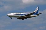 Gambardierさんが、伊丹空港で撮影したエアーニッポン 737-281/Advの航空フォト(写真)