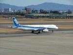kumagoroAIRLINEさんが、名古屋飛行場で撮影した全日空 A321-131の航空フォト(写真)