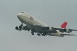 かみじょー。さんが、羽田空港で撮影した日本航空 747-146B/SR/SUDの航空フォト(写真)