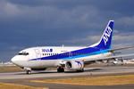ベリオさんが、福岡空港で撮影したANAウイングス 737-5L9の航空フォト(写真)