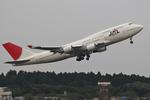 hiko_chunenさんが、成田国際空港で撮影した日本航空 747-446の航空フォト(写真)