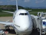 kumagoroAIRLINEさんが、長崎空港で撮影した全日空 747-481の航空フォト(写真)