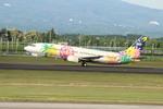 HY-3616さんが、鹿児島空港で撮影したソラシド エア 737-4M0の航空フォト(写真)