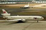 wunalaさんが、羽田空港で撮影した日本航空 MD-11の航空フォト(写真)