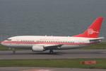 Itami Spotterさんが、羽田空港で撮影したペルー空軍 737-528の航空フォト(写真)