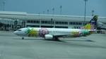 kobabiさんが、那覇空港で撮影したソラシド エア 737-4M0の航空フォト(写真)