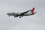 ノリちゃんさんが、羽田空港で撮影した日本航空 767-246の航空フォト(写真)