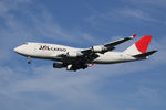 Nobu-oji_NEXUS6さんが、成田国際空港で撮影した日本航空 747-446(BCF)の航空フォト(写真)