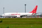 Tomo-Papaさんが、成田国際空港で撮影したイースター航空 737-86Jの航空フォト(写真)