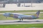 kazu_aka_bluemanさんが、羽田空港で撮影したソラシド エア 737-4M0の航空フォト(写真)