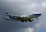 Nobu-oji_NEXUS6さんが、成田国際空港で撮影した日本貨物航空 747-281B(SF)の航空フォト(写真)