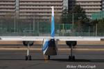 リッキーさんが、調布飛行場で撮影した新中央航空 BN-2B-20 Islanderの航空フォト(写真)