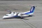 かんちゃんさんが、羽田空港で撮影したエアーニッポンネットワーク DHC-8-314Q Dash 8の航空フォト(写真)